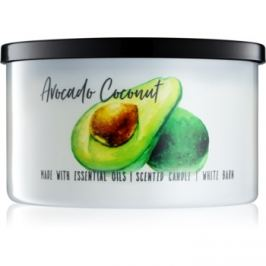 Bath & Body Works Avocado Coconut vonná sviečka 411 g